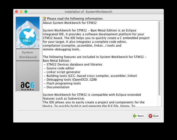 STM32の開発環境をmacOS Mojaveに構築する | BitPositive